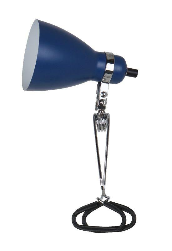 Настольная лампа Arte Lamp Dorm A1409LT-1BL