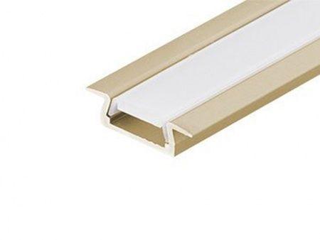 Алюминиевый Профиль ARLIGHT MIC-F-2000 ANOD Champan 2977990150382