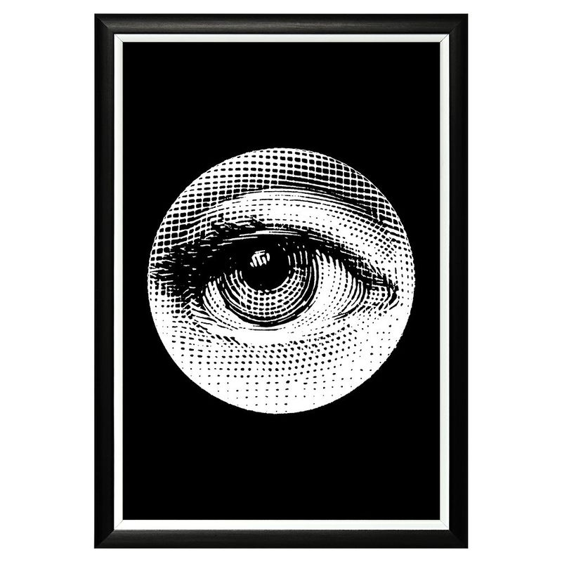 Арт-постер Mona Lina 15