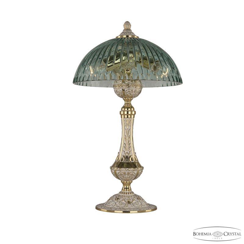 Настольная лампа Bohemia Ivele Crystal 71100L/25 GW Birusa/H-1K