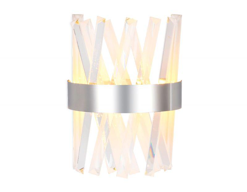Настенный светодиодный светильник с хрусталем Ambrella TRADITIONAL TR5322
