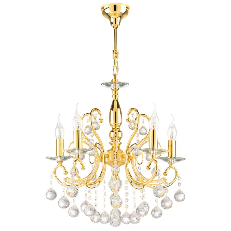 Люстра подвесная Elegante 708052