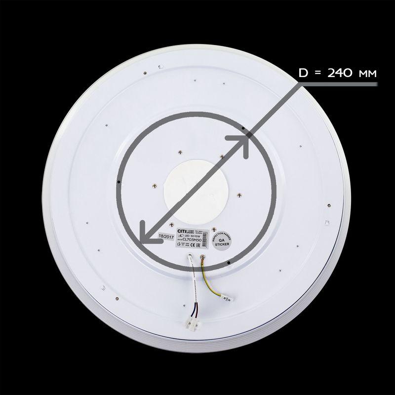 Потолочный светильник СтарЛайт CL703M50. Фото №10