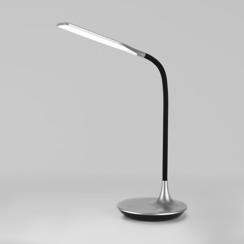 Настольная лампа Eurosvet Urban 80422/1 серебристый