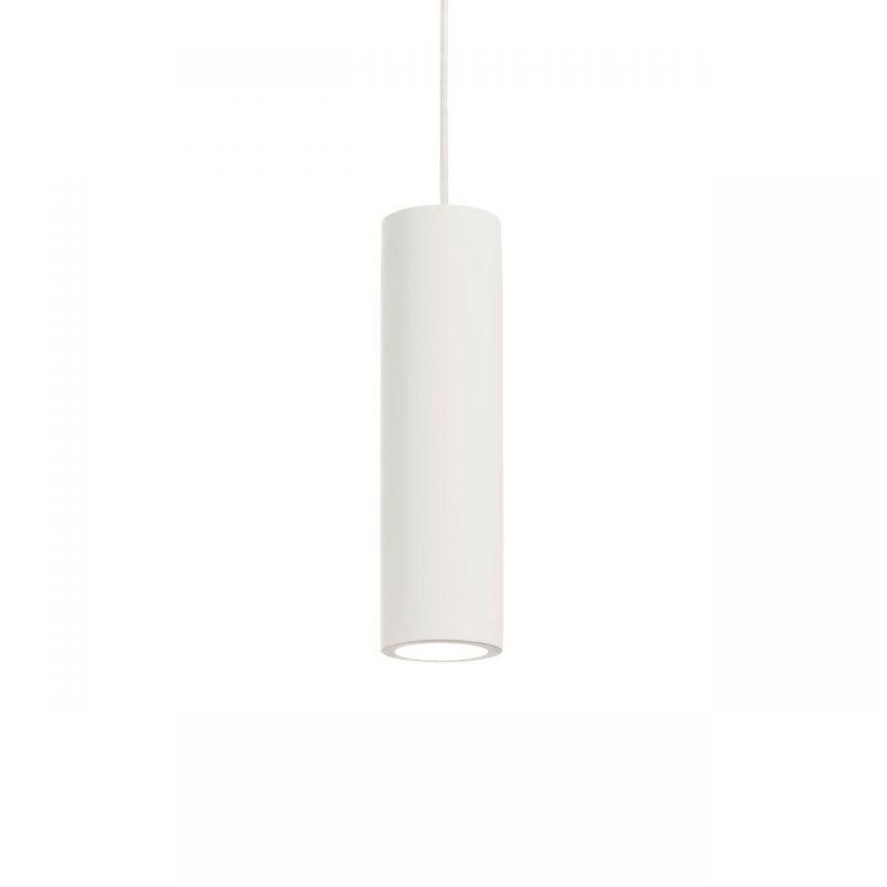 Светильник подвесной Ideal Lux Oak SP1 Round Bianco