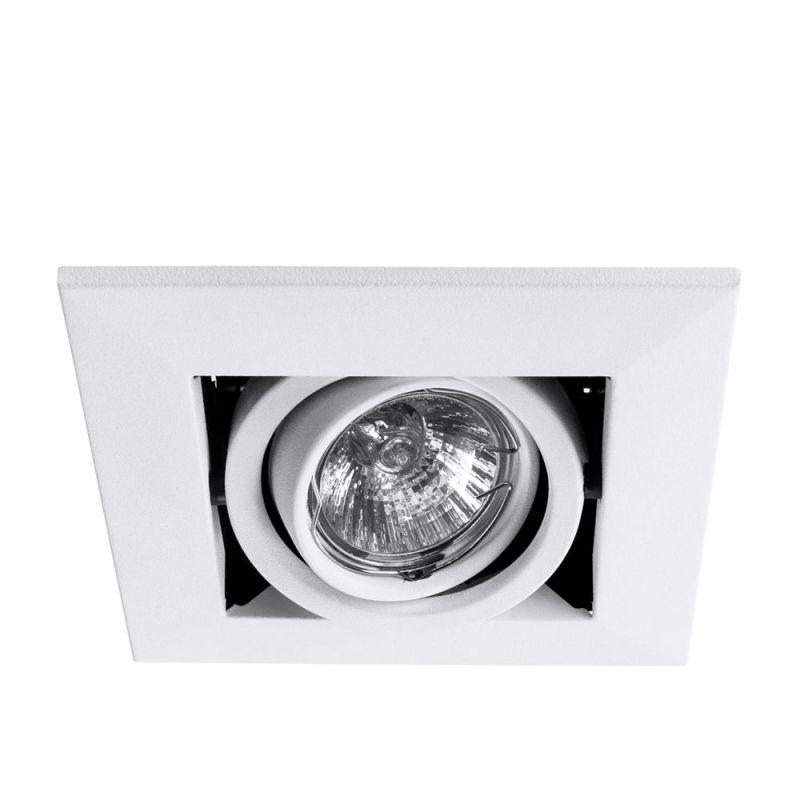Встраиваемый светильник поворотный Arte Lamp Technika A5941PL-1WH