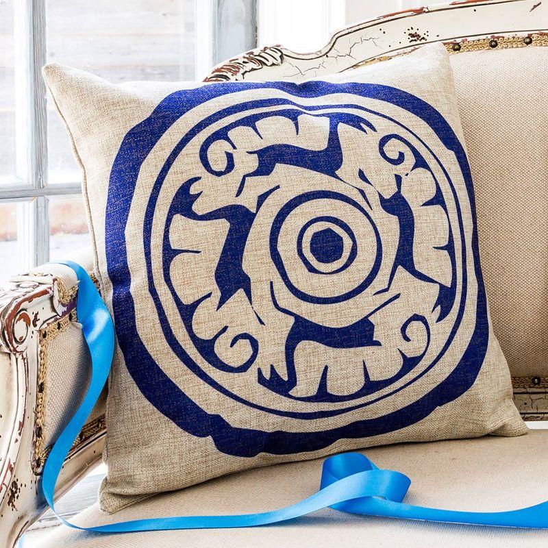 Интерьерная подушка Скандинавия 27188751. Фото №2