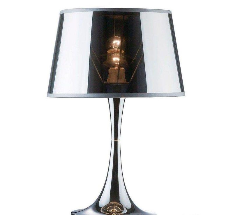 Настольная лампа LONDON CROMO TL1 SMALL