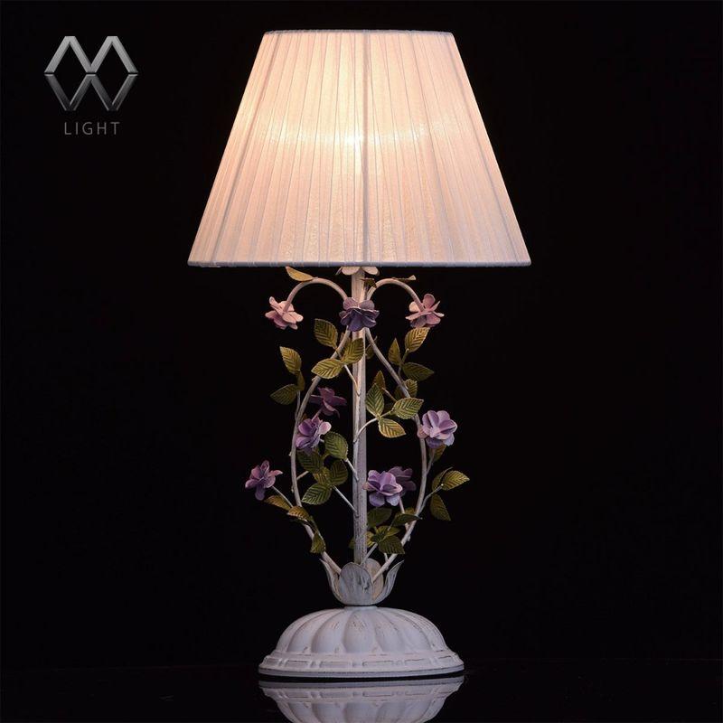 Настольная лампа Букет 16 421034601. Фото №6
