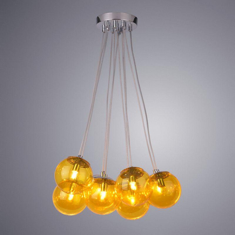 Светильник подвесной Arte Lamp Pallone A3029SP-11CC
