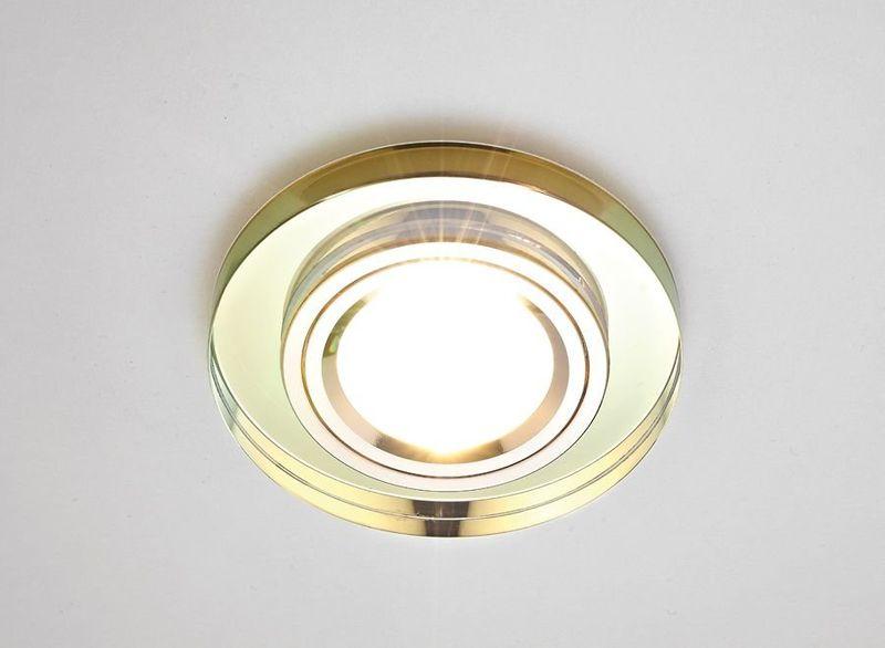 Встраиваемый светильник 8060 GOLD