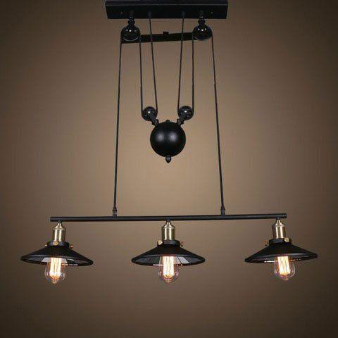 Подвесной светильник с противовесом Light for you LOFT LOFT1832C-3