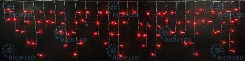 Светодиодная бахрома RL-i3*0.5-T/R