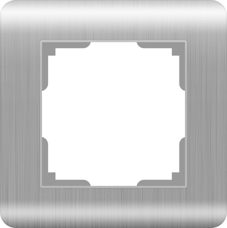 Рамкана1пост(серебряный) W0012106