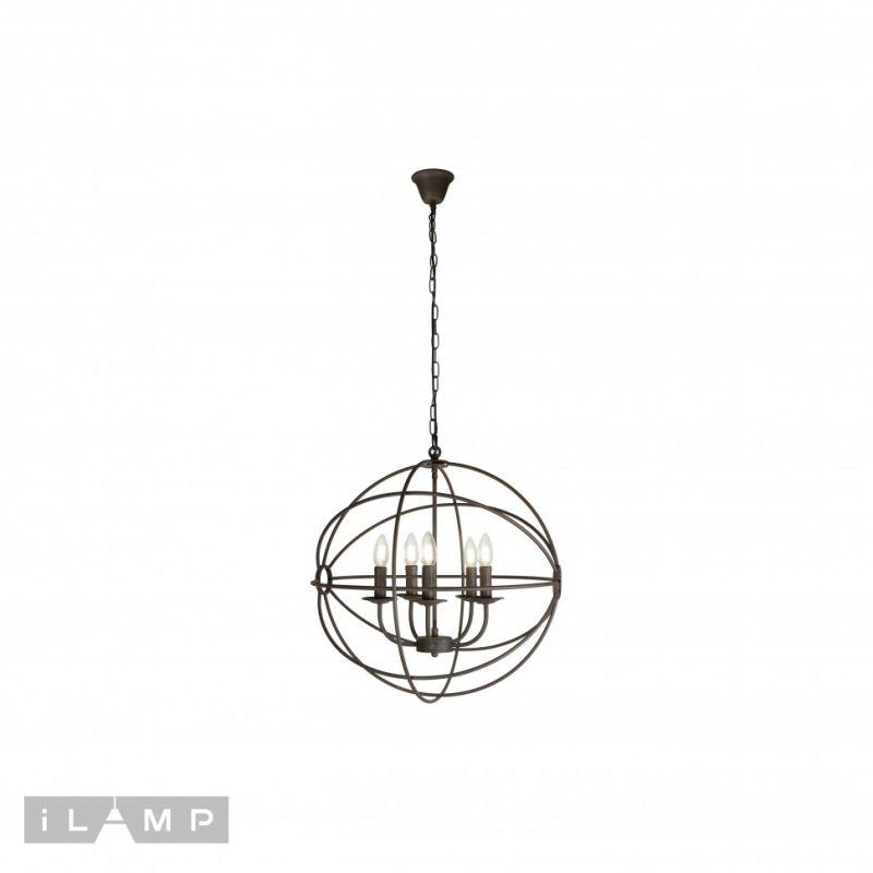 Подвесная люстра iLAMP Balance Loft 213-5
