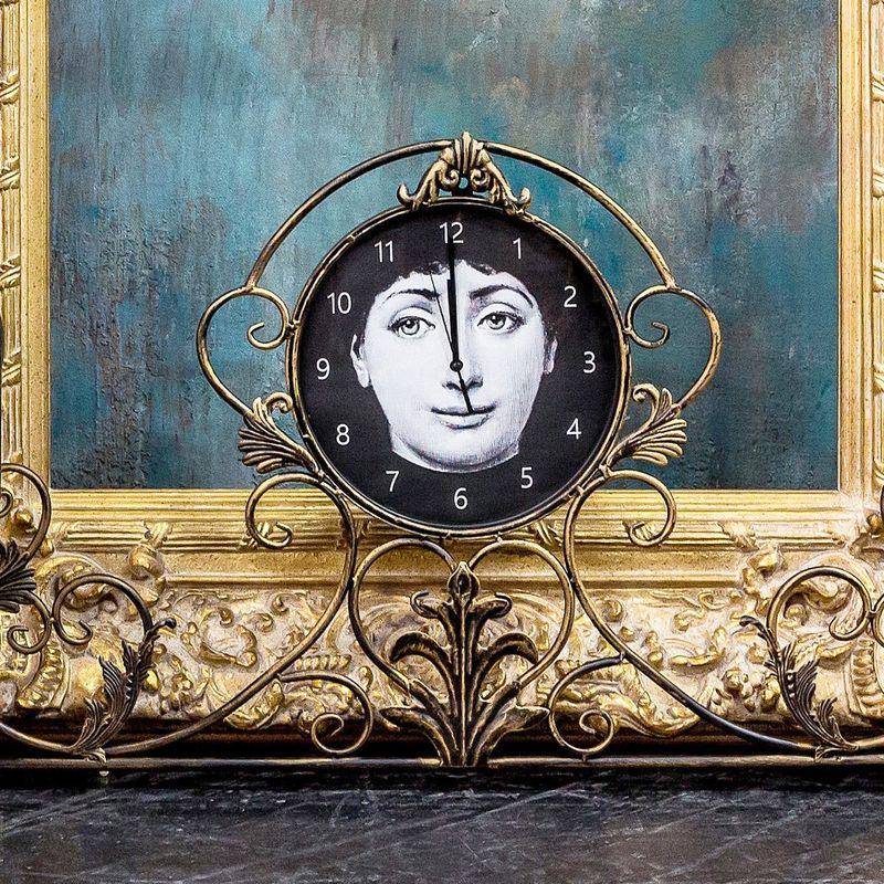 Настенные часы версия «Портрет» Лина F211551. Фото №2