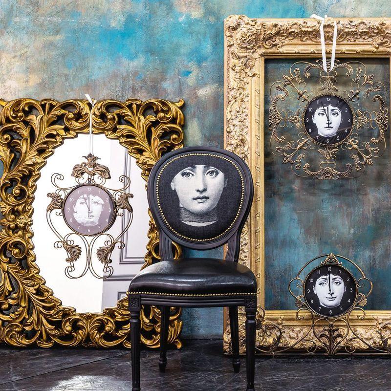 Настенные часы версия «Портрет» Лина F211551. Фото №3