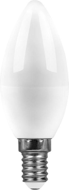 Лампа светодиодная SAFFIT 55030 E14 7W 2700K