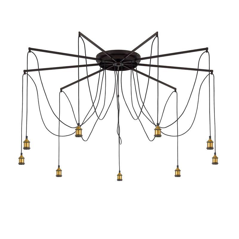Светильник потолочный Эдисон CL451291