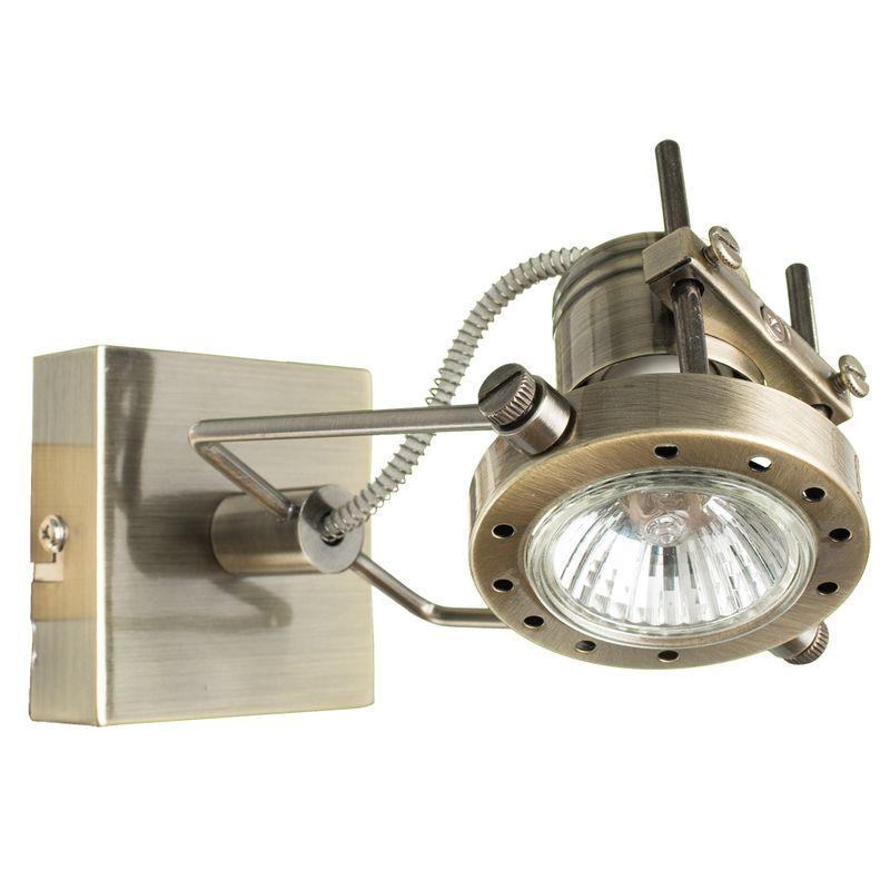 Бра Arte Lamp Costruttore A4300AP-1AB