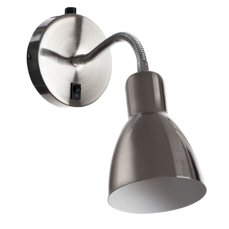 Бра Arte Lamp Dorm A1408AP-1SS