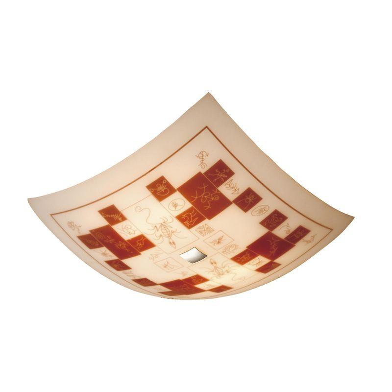 Настенно-потолочный светильник Доминикана