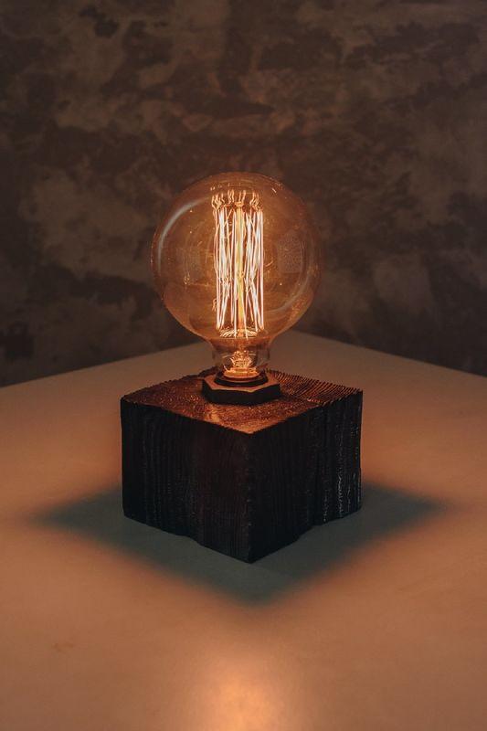 Настольная лампа Kubas  BD-141534. Фото №7