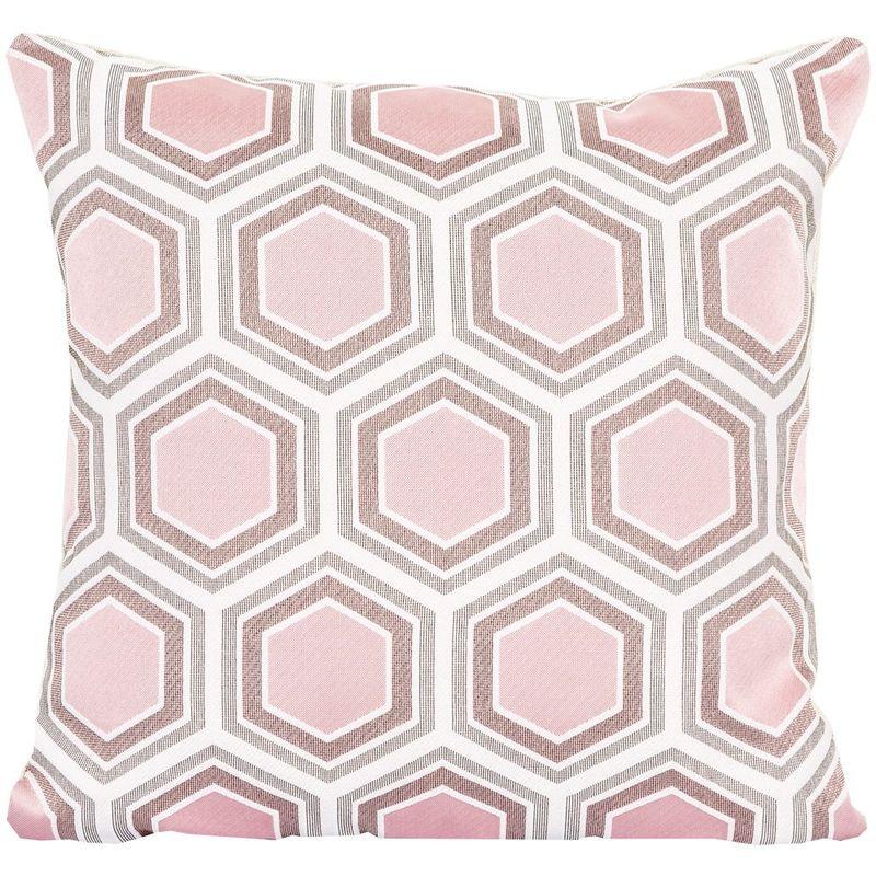 Интерьерная подушка Tomette Rose 3113040. Фото №4