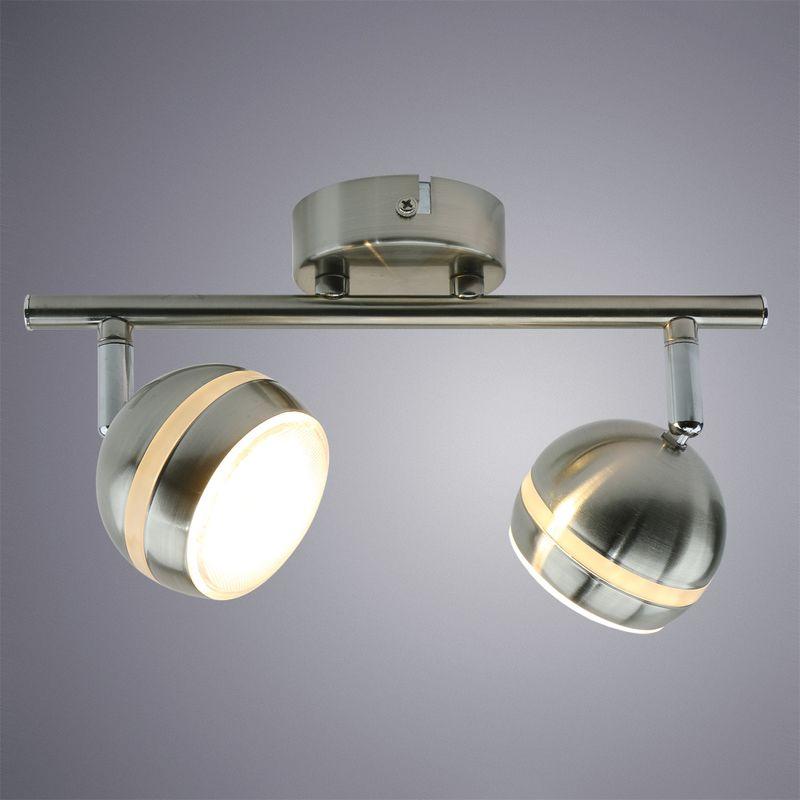 Спот Arte Lamp Venerd A6009PL-2SS