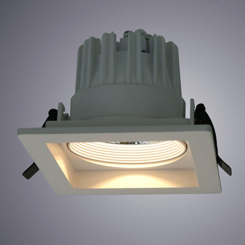 Уличный светильник Arte Lamp Privato A7018PL-1WH