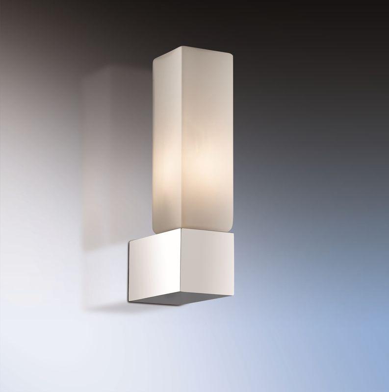 Светильник настенный влагозащищенный Odeon Light Wass 2136/1W