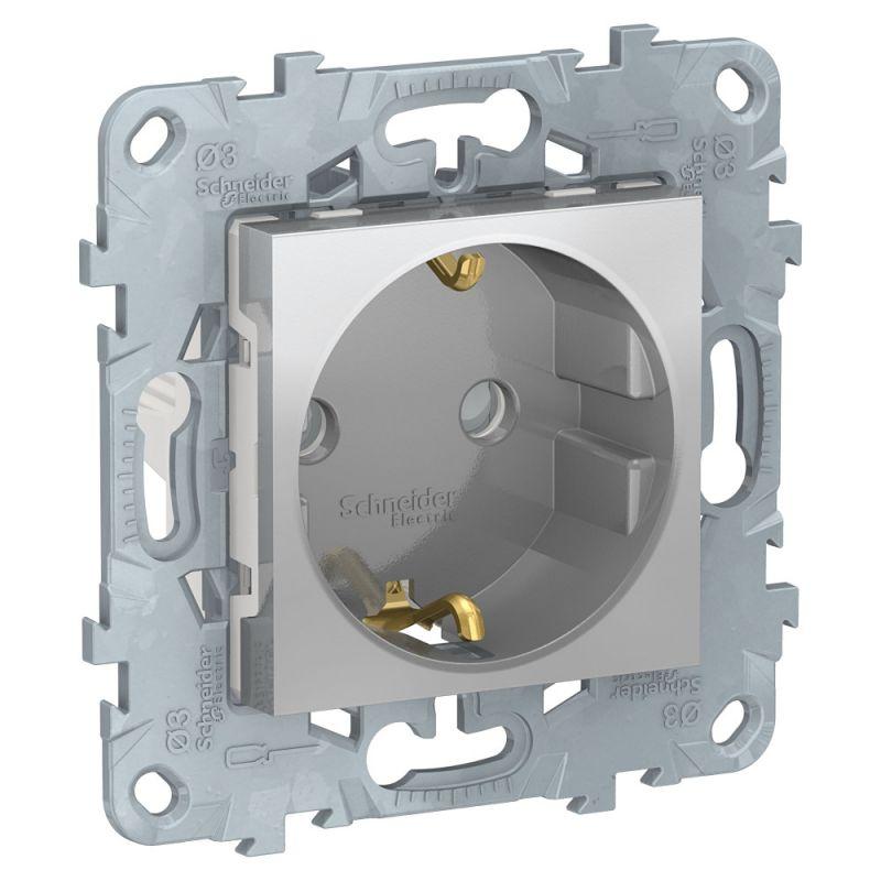 Электрическая розетка Schneider Electric Unica NEW BD-1511076