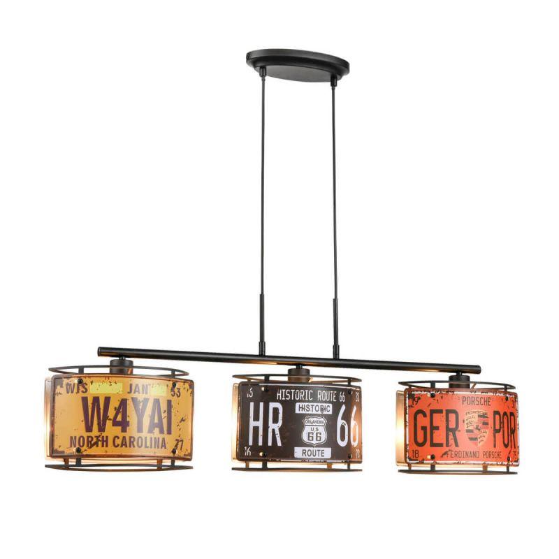 Подвесной светильник Vele Luce Boom VL6372P03