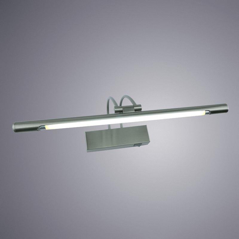 Подсветка для картин Arte Lamp picture lights lum A3068AP-1SS