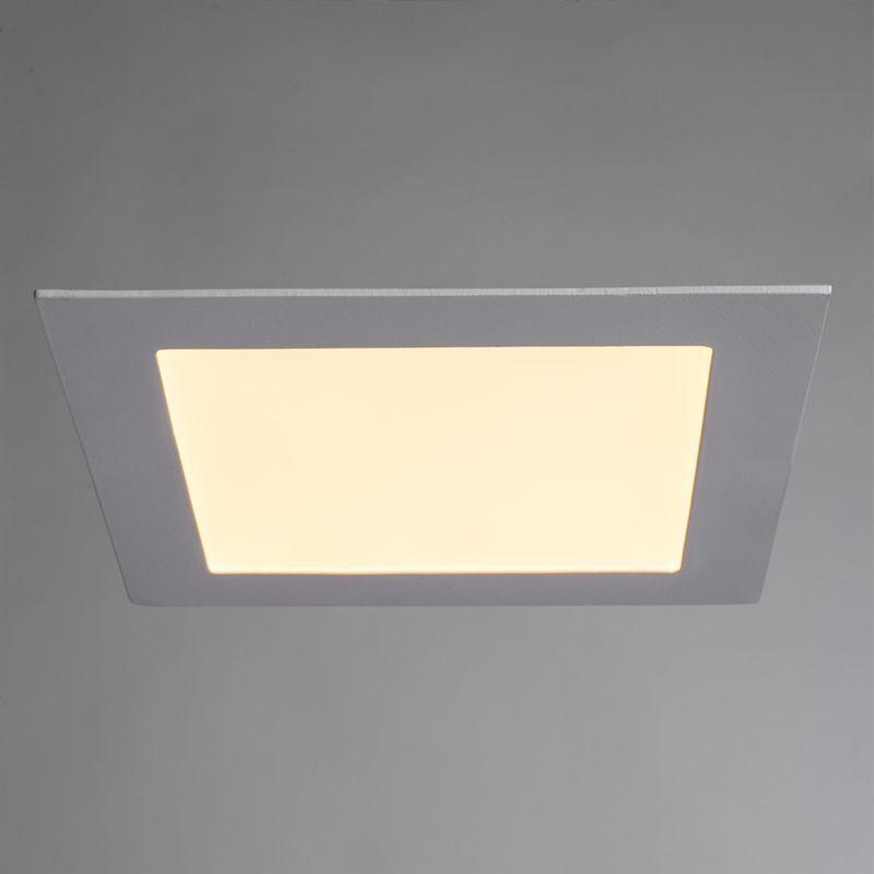 Встраиваемый светильник FINE A2412PL-1WH. Фото №1