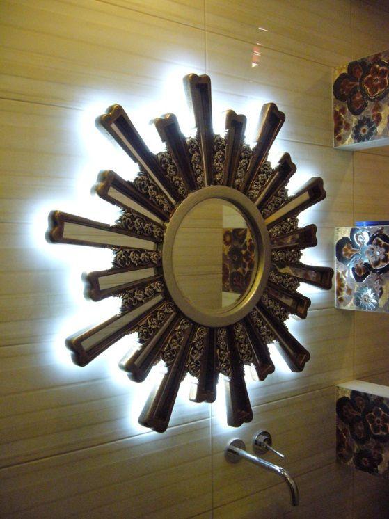Подсветка зеркала в интернет-магазине BasicDecor.ru