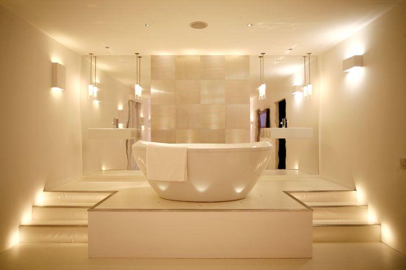 Подсветка для ванной в магазине BasicDecor