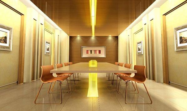Подсветка улучшает помещение в доме
