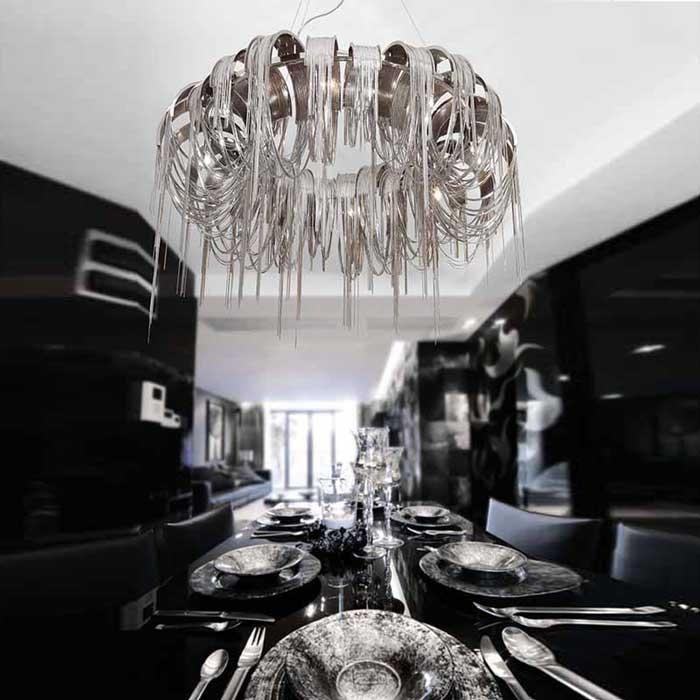 Светильники Crystal Lux в интерьере