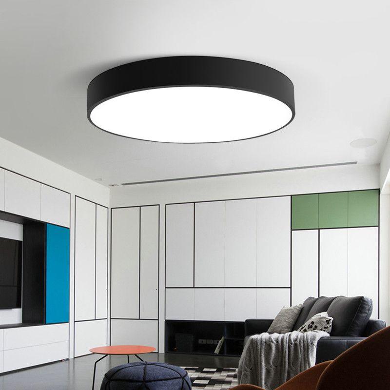 Пример потолочного светильника